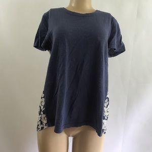 LOFT LOFT 🍷🍷Beautiful chic fun high low blouse